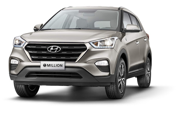 Hyundai Creta 1 Million