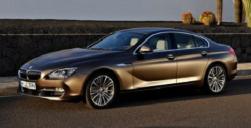 BMW 6-Series Gran Coupe revealed