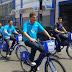 Marcos Rotta lança sistema de compartilhamento de bicicletas Manôbike