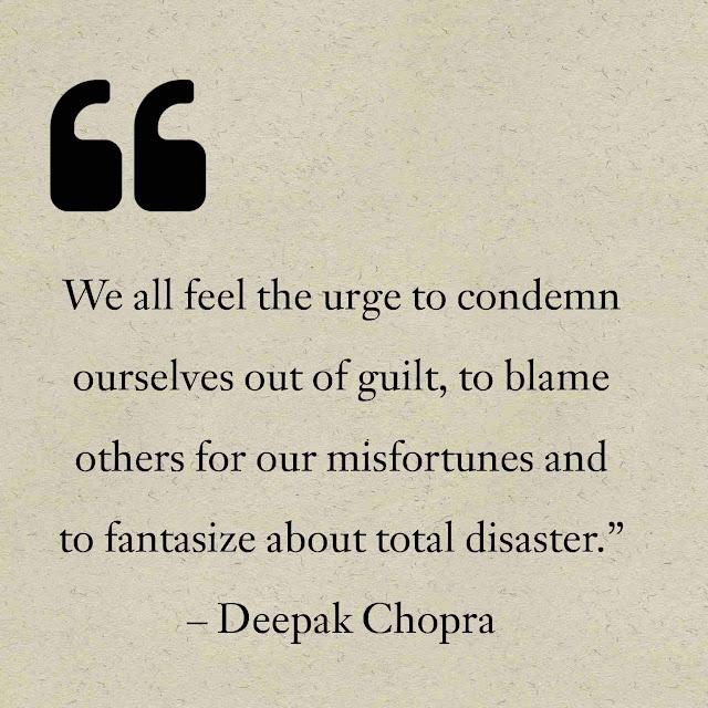 deepak chopra sayings