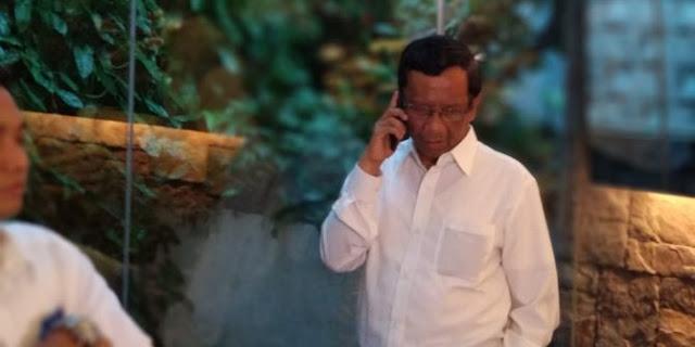 Kolega Kecewa, Mahfud MD Tidak Jadi Dampingi Jokowi