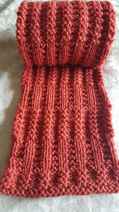 Speed Bumps - Free Pattern