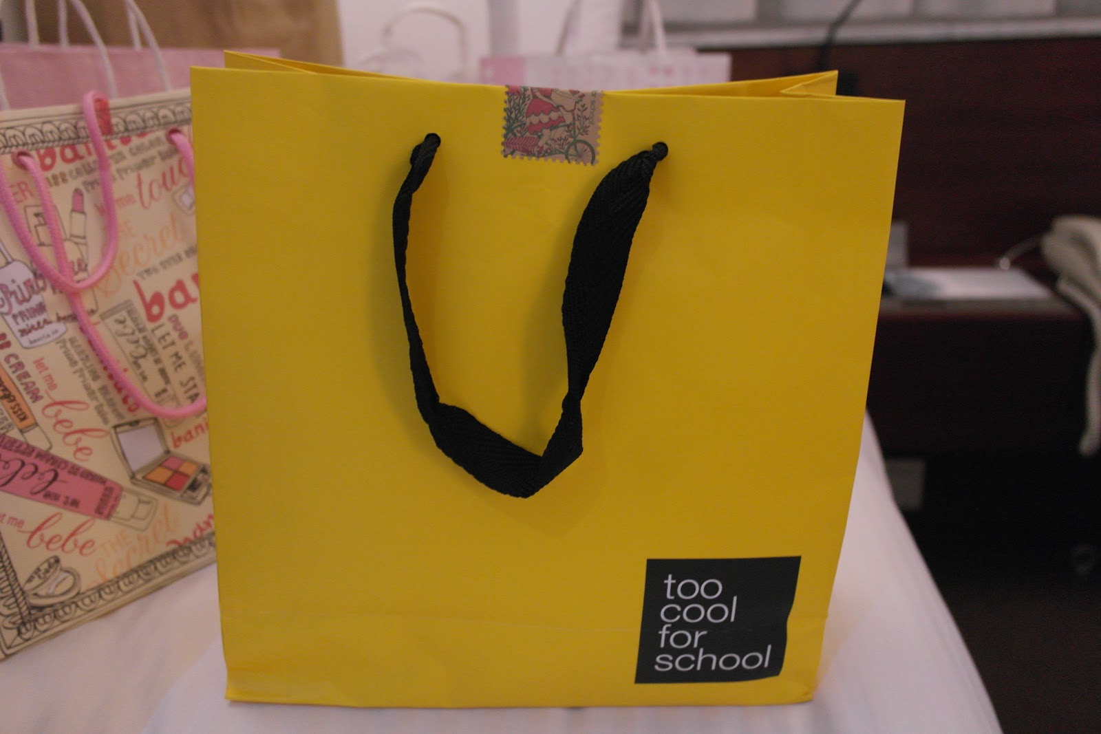 Image result for korea cosmetic shopping bag