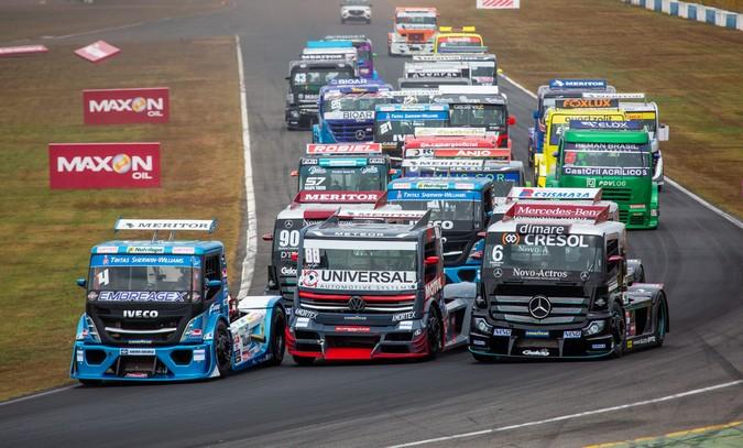 Interlagos verá medição de forças entre Mercedes, VW e Iveco na Copa Truck