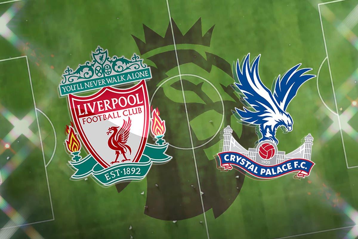 بث مباشر مباراة ليفربول وكريستال بالاس