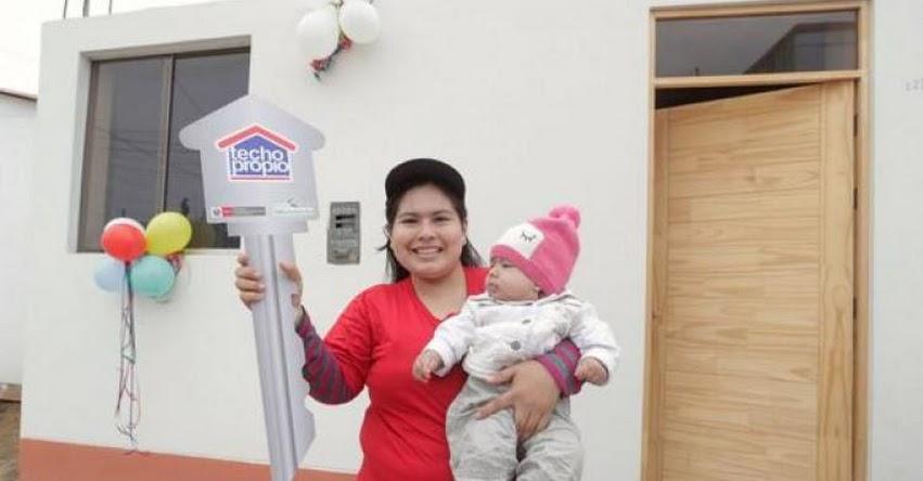 BONO FAMILIAR HABITACIONAL: Sepa cómo solicitar este subsidio para tener Casa Propia - Techo Propio