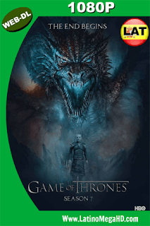 Game Of Thrones Temporada 7 (2017) 07×05 Latino HD WEB-DL 1080P - 2017