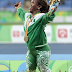 Nigeria's Onye Lauritta wins Gold in the Women's Shot Put F-40..photo