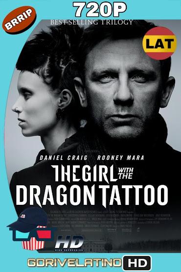 La Chica Del Dragón Tatuado (2011) BRrip 720p Latino-Ingles mkv