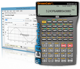 DreamCalc Portable