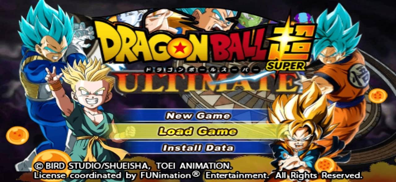 Dragon Ball Super Ultimate DBZ TTT Mod