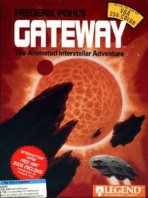 Portada videojuego Frederik Pohl's Gateway