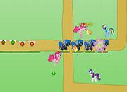 MLP Canterlot Siege 1