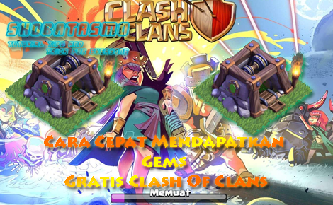 Cara Mendapatkan Gems Clash Of Clans 2020 Terbaru