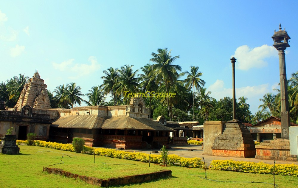 Sri Madhukeshwara Temple, Banavasi
