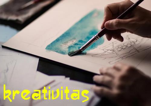 Kreativitas Diri Sendiri