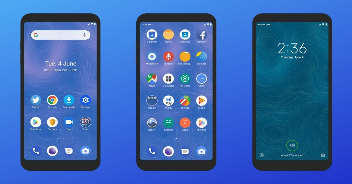 MIUI Themes | Wallpapers | Redmi Note 4 Roms