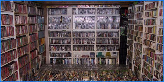 coleccionismo de videojuegos