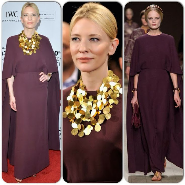 Cate Blanchett in Valentino – 2013 Dubai International Film Festival Opening Night Gala