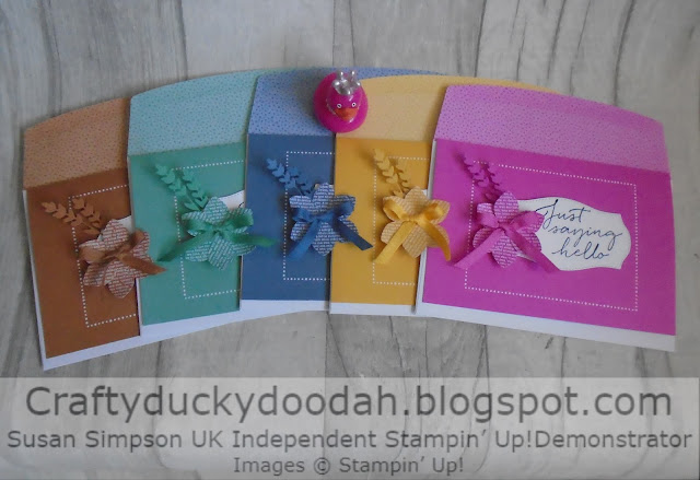 Craftyduckydoodah!, 2020 - 2022 In-Colours, Susan Simpson UK Independent Stampin' Up! Demonstrator, 2020 In-Colour Club, Supplies available 24/7 from my online store