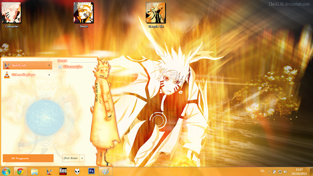 Sorry, naruto themes download
