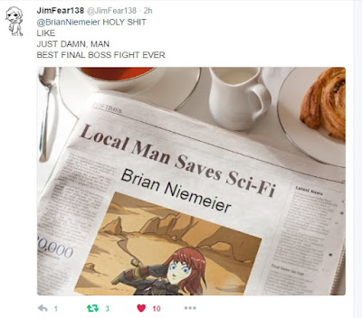 Brian Niemeier Local Man Saves Sci-fi