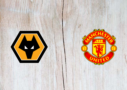 Wolverhampton Wanderers vs Manchester United -Highlights 4 January 2020