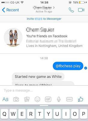 Secret Games Hidden On The Facebook Messenger App