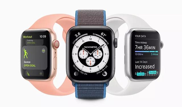آبل تطرح رسمياً إصدار watchOS 7.5 للجمهور