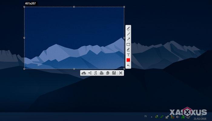 Cara screenshot di laptop atau PC dengan LightShot