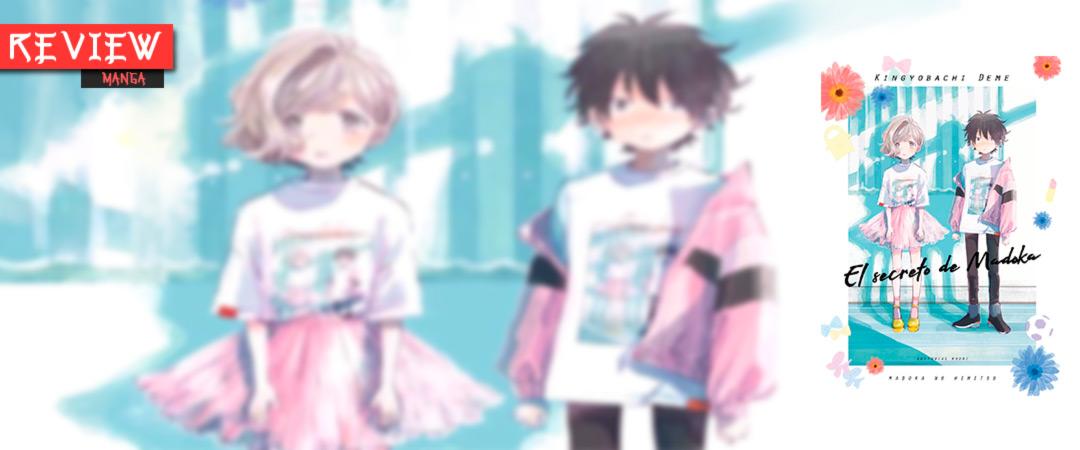 Review manga: El secreto de Madoka - Deme Kingyobachi - Editorial Kodai