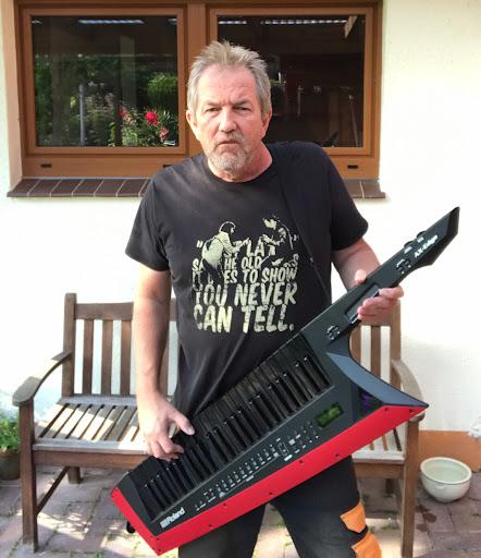 Das erste Mitglied der Wattwerker All Stars Band ist gefunden!