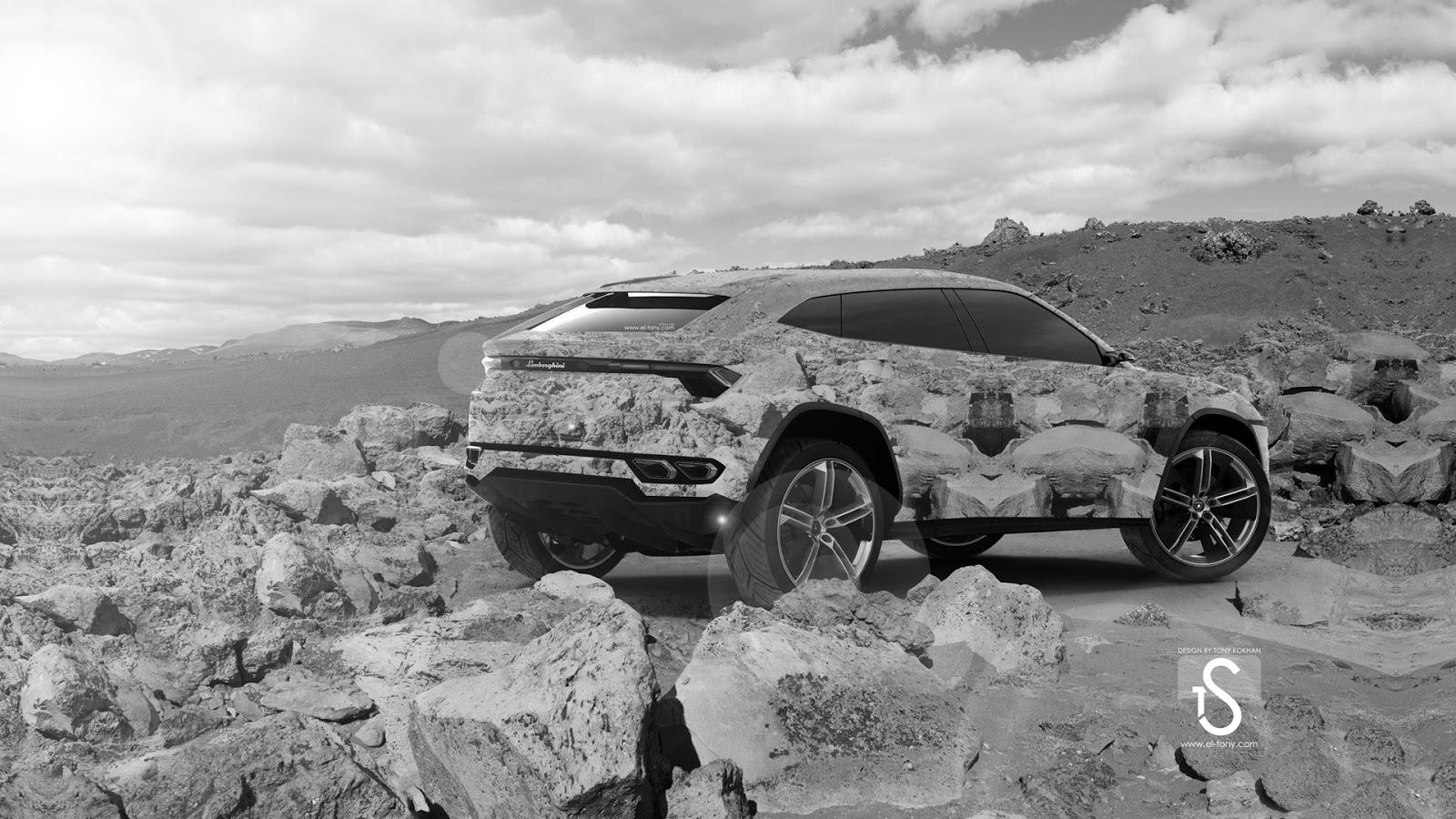 Lamborghini Urus SUV HD Wallpapers