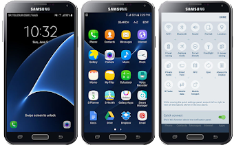 Tutorial - Aj's S7 Edge Port Rom v1.9 no Galaxy S5 G900H