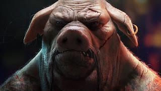Beyond Good and Evil 2 Pig Wallpaper