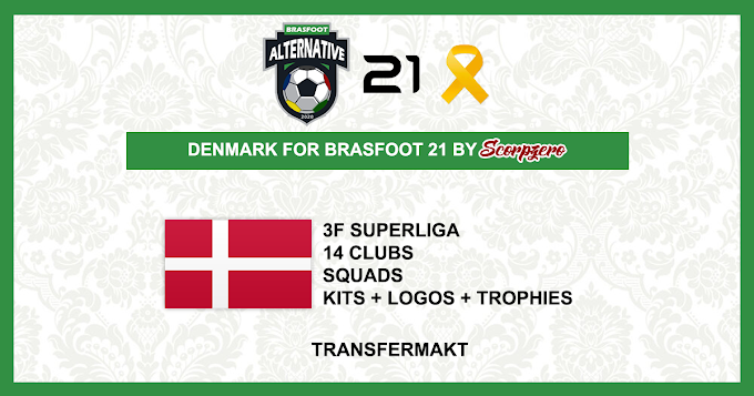 Dinamarca - Brasfoot 2021