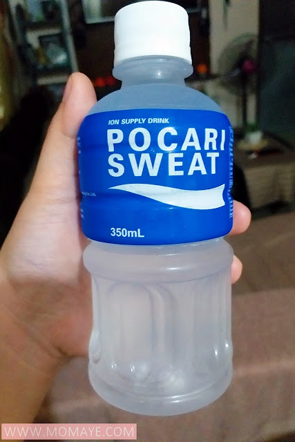Pocari Sweat, Dengue Fever, Dehydration, Hydration, ion supply drink