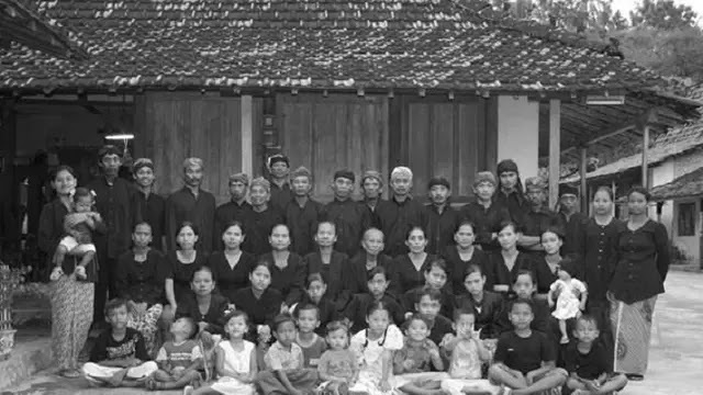 suku samin daerah asalnya adalah pati