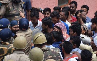 Bheem Sena Brother Murder FIR Lodged