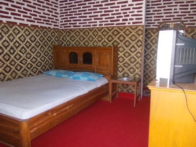 Kamar tidur simple