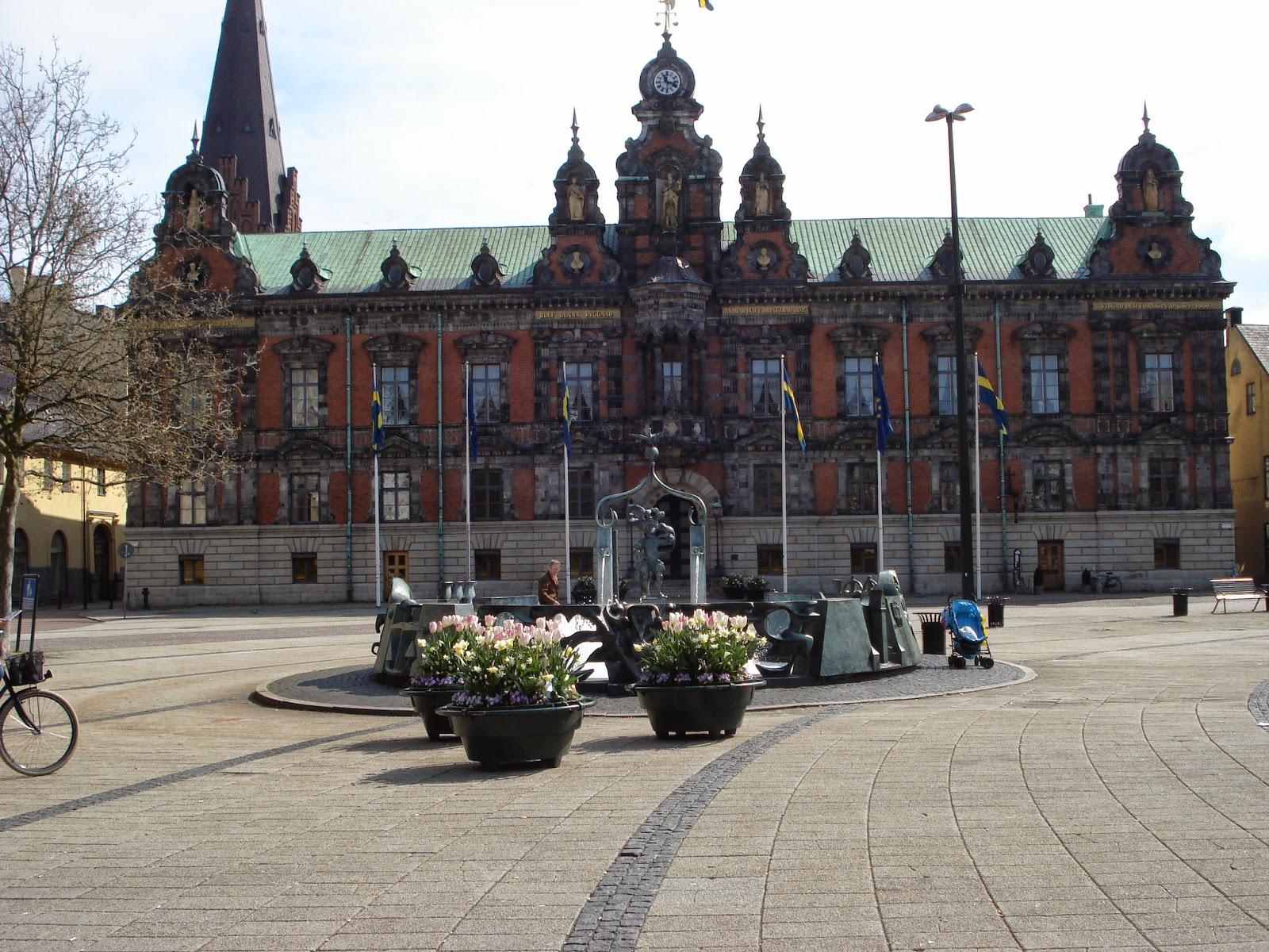Livet i dukkehuset :): Turen gik til Malmø