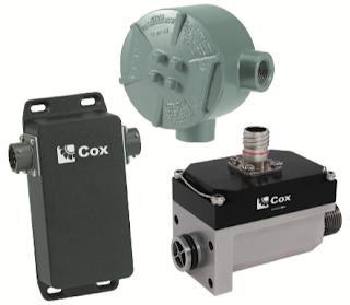 Cox EC80 Flow Processor