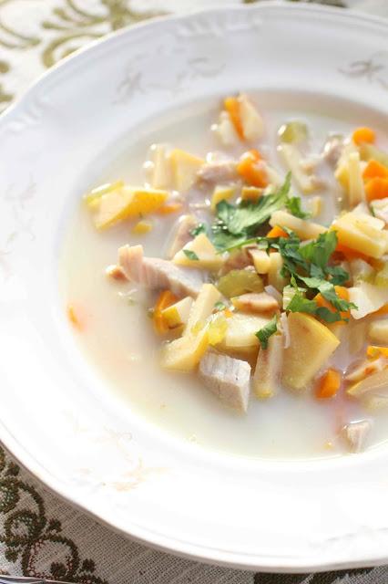 soupe de roumanie