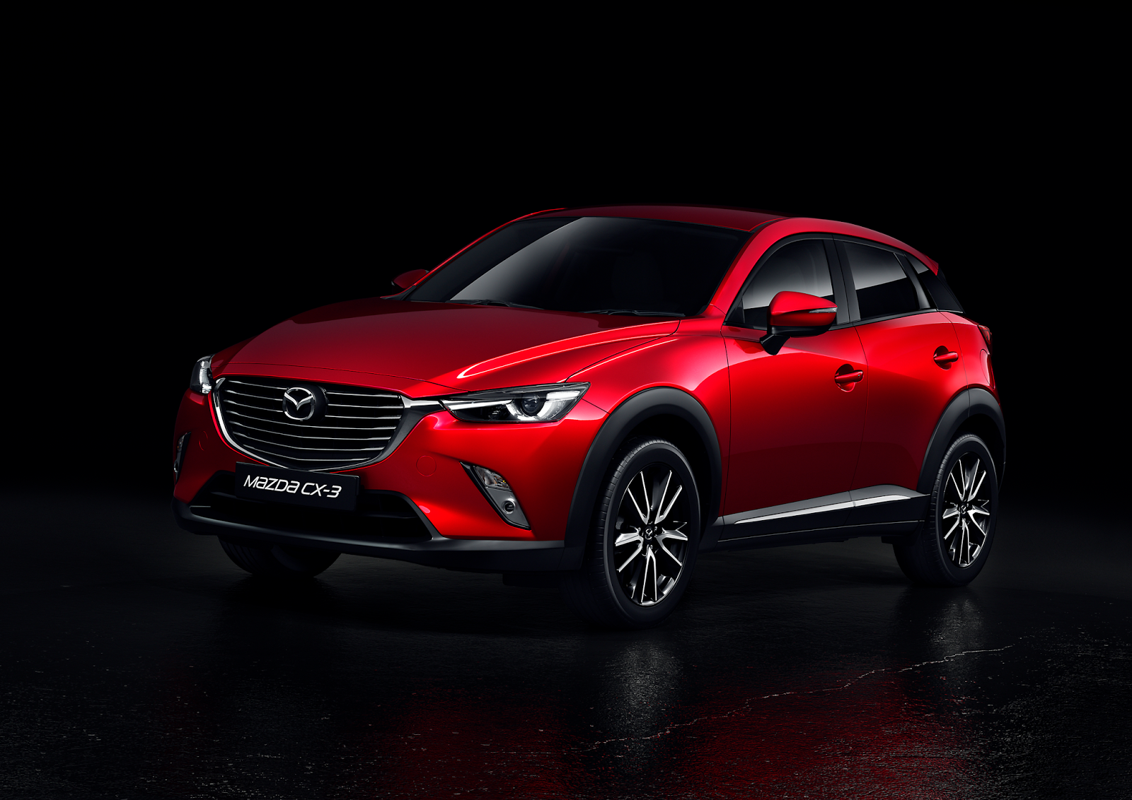 the all new mazda cx 3 a crossover like no other beautiful life. Black Bedroom Furniture Sets. Home Design Ideas