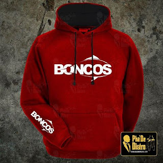 Hoodie Mancing Boncos