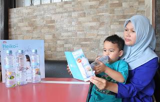 Pemilihan Air yang Tepat untuk Penuhi Kemurnian Nutrisi Anak