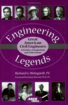 Engineering legends: the great american civil engineers pdf