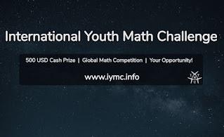International Youth Math Challenge (IYMC) Form 2021