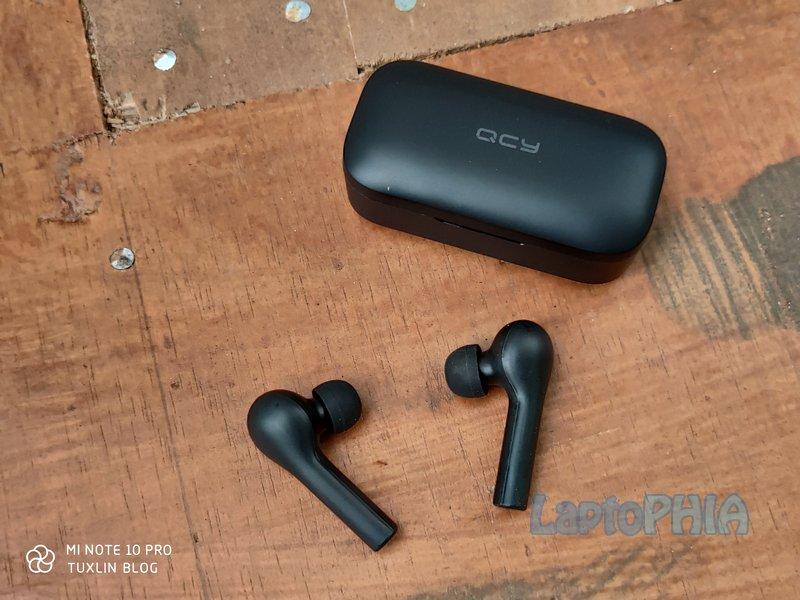 Review QCY T5: Headset TWS 200 Ribu-an Paling Mantap untuk Musik