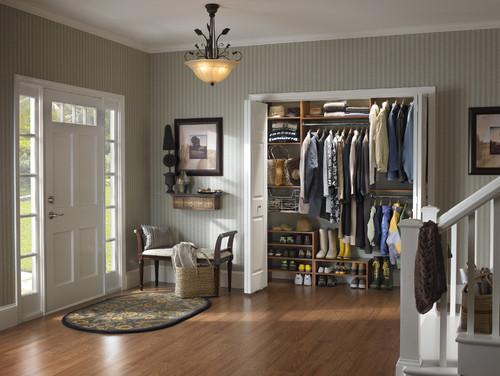 Cherished Treasures Designing An Entryway Closet